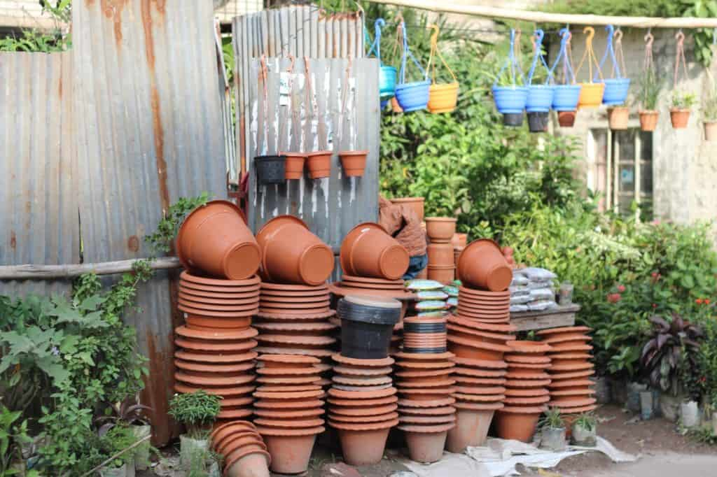 Enhance Your Garden With Ceramic And Garden Planters