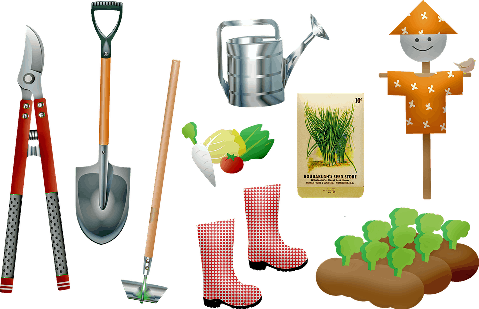 Garden Tools: Appropriate Usage Of Them