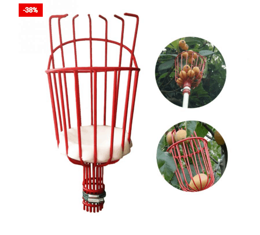 Fruit Picker Tool Gardening Equipment