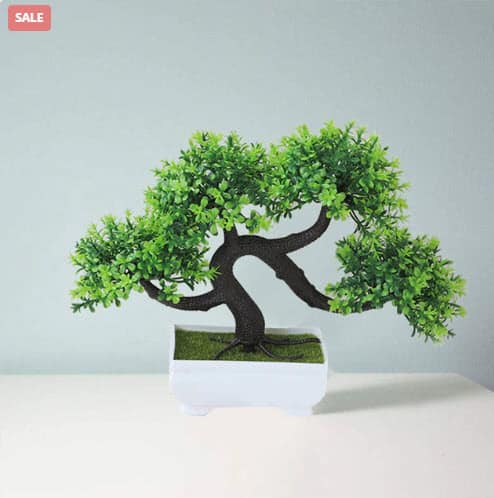 Real-Like Artificial Plants For Home Decor