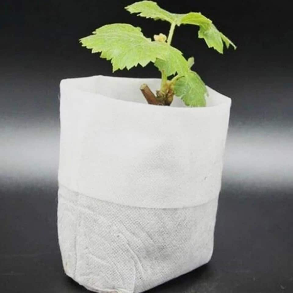 Biodegradable Multi-Size Non-Woven Planting Bags